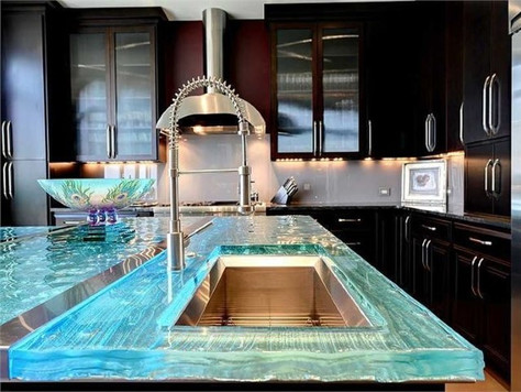 Innovative Materials for Kitchen Counter Top!