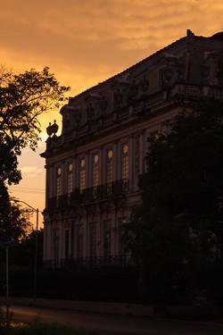 Atardecer Mérida