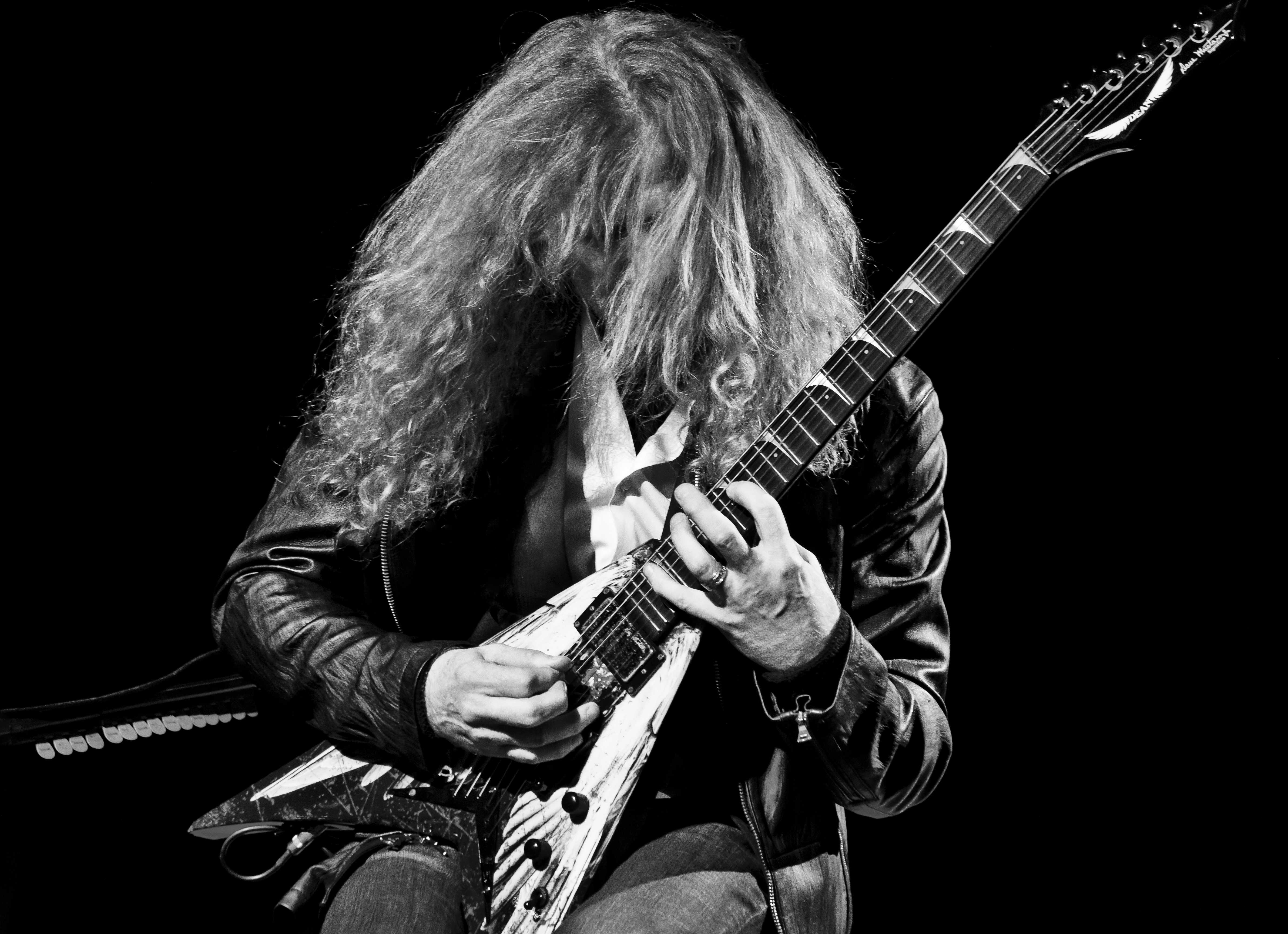 Dave Mustaine // Megadeth