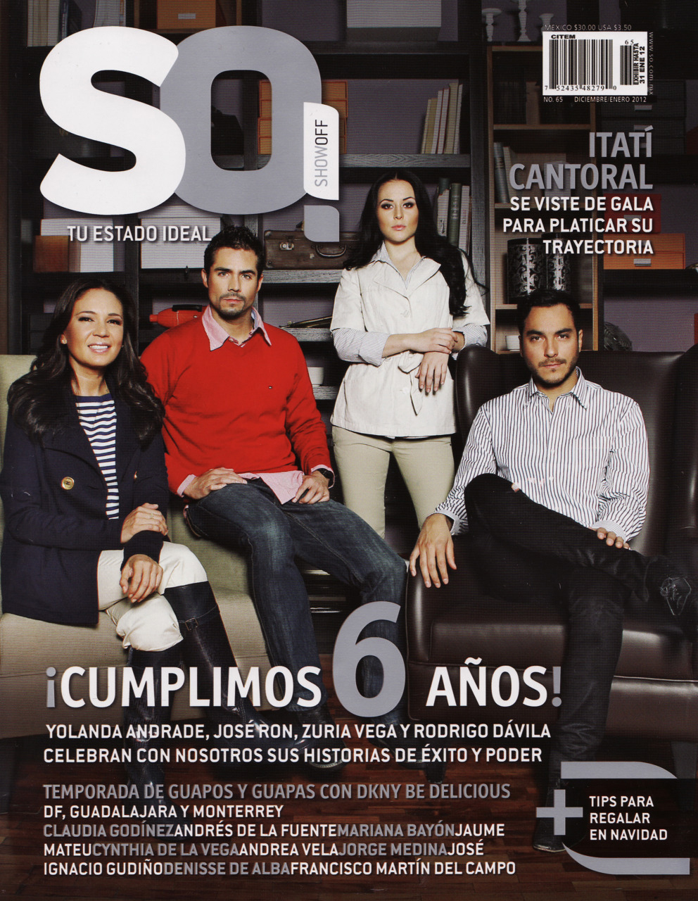 Portada Revista SO II