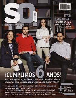 Portada Revista SO II