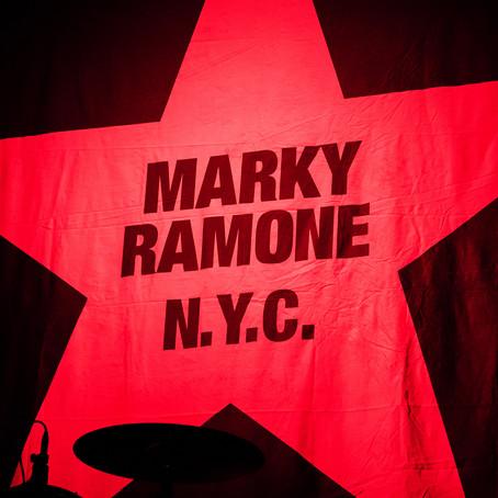 Marky Ramone // Denalgas // Plaza Condesa