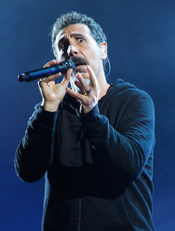 Serj Tankian // SOAD