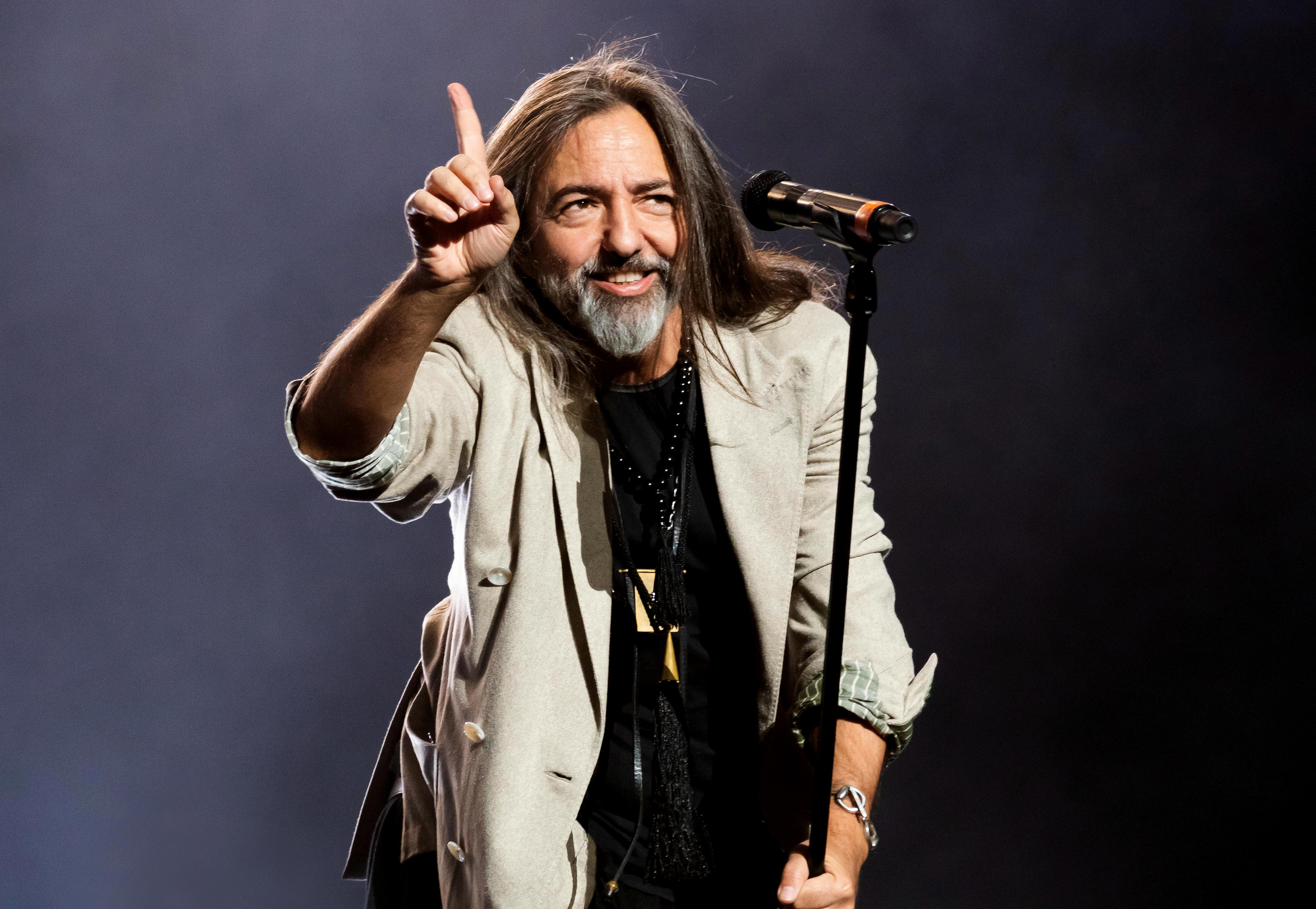Adrián Dárgelos // Babasónicos