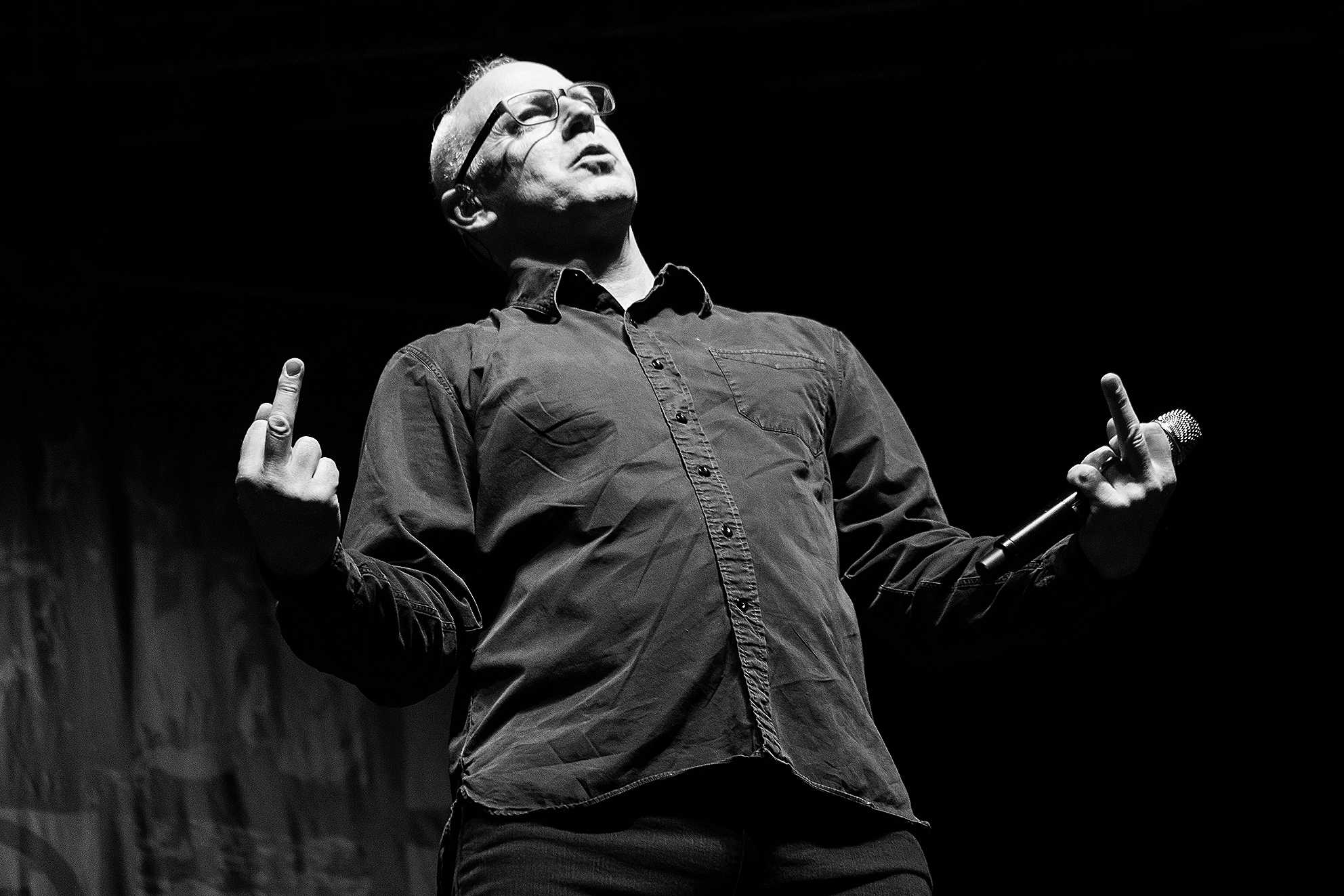 Greg Graffin // Bad Religion