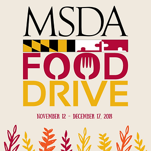 MSDA Food Drive Square Graphic.png