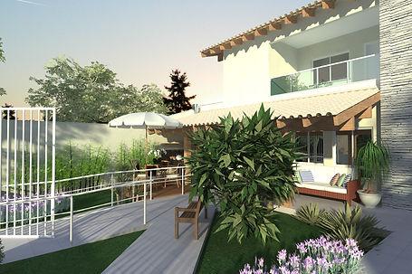 projeto arquitetônico es