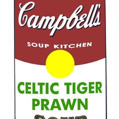 Celtic Tiger Prawn Soup (2010)
