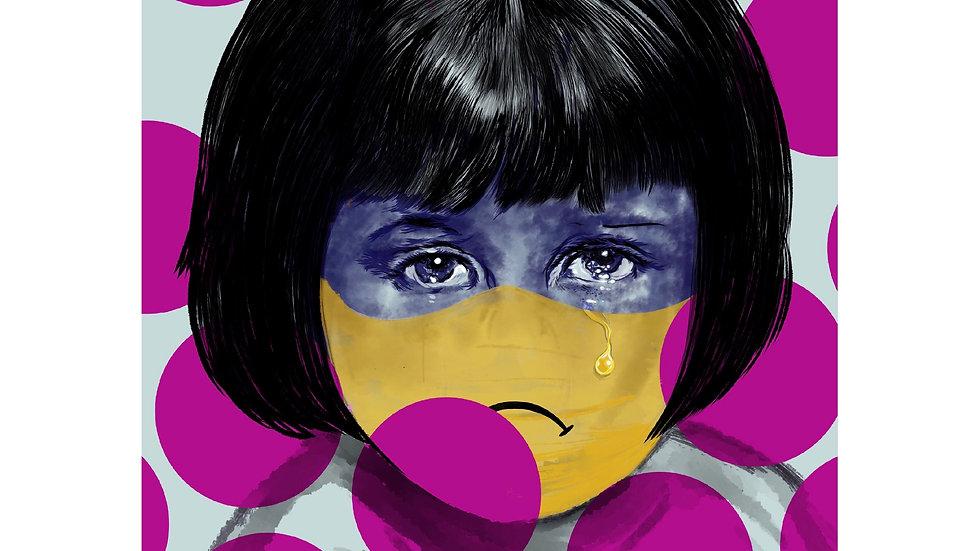 Saddest child