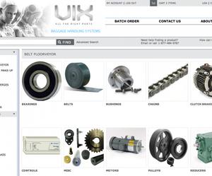 QV Brands Vix Website E-Commerce