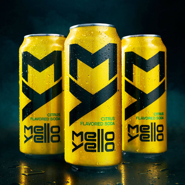 Coca-Cola | Mello Yello