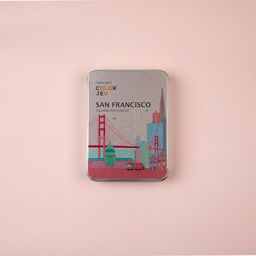San Francisco Travel Kit