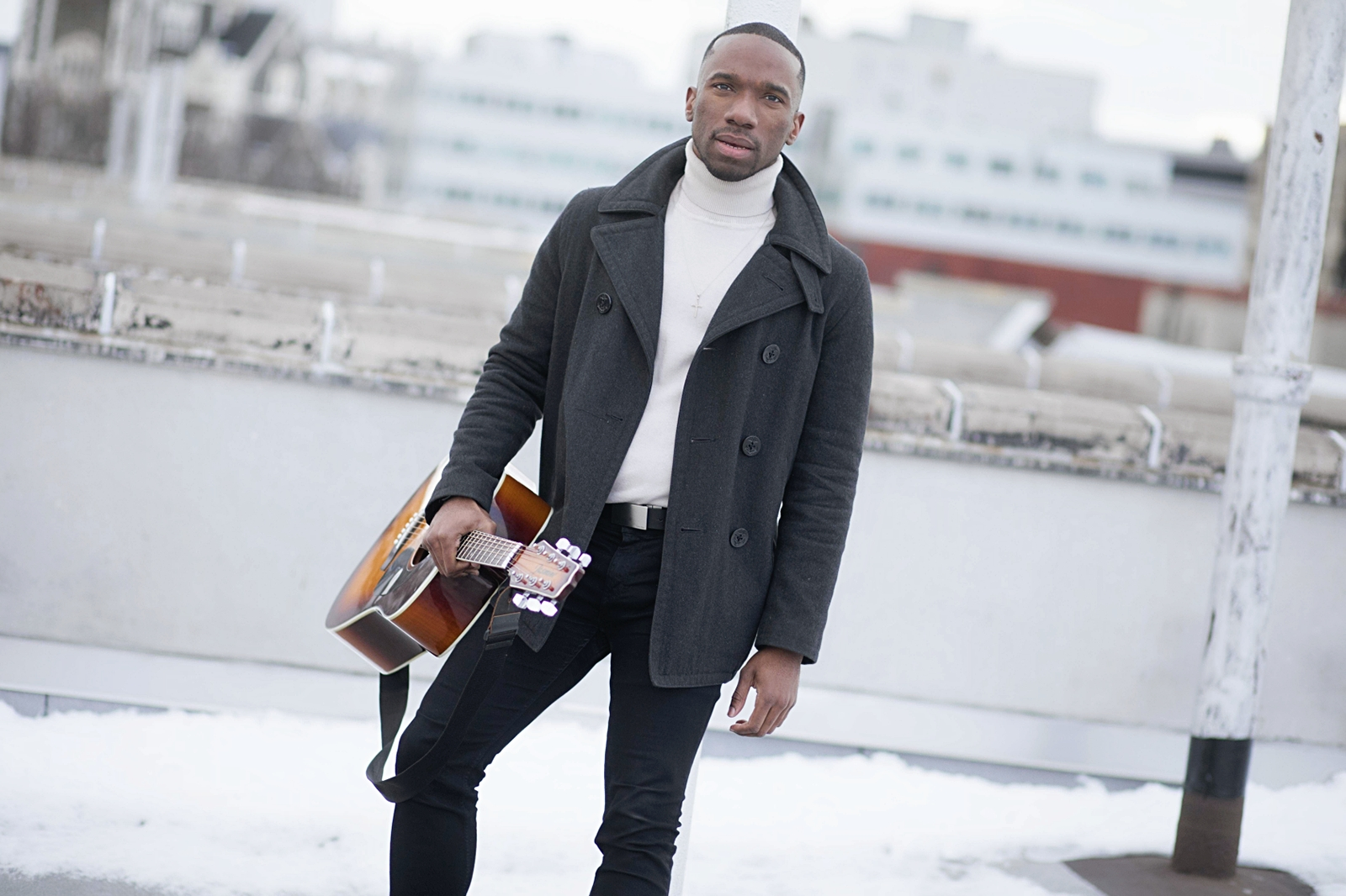 Azudi Onyejekwe | Actor | Singer-Songwriter