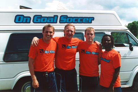 Coaches Danny, Butch, Jonny, & China