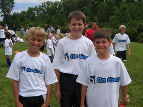 Boys at Okemos
