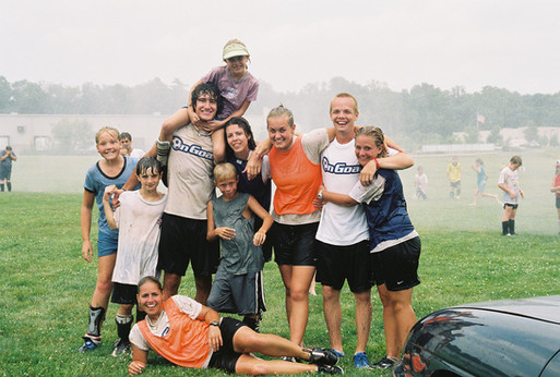 2005 Milford Camp