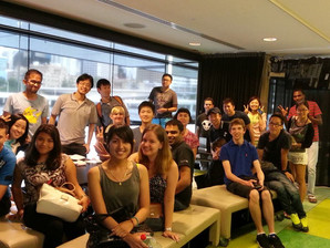 Onigiri Language Exchange Club !