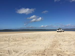 美しい水の楽園~Fraser Island~