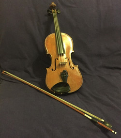 Violin lessons with HL Tutoring Services