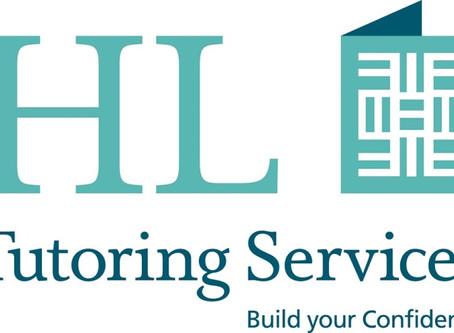 The Logo for HL Tutoring Services