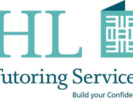 The Logo for HL Tutoring Services