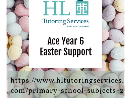 Easter Ace Y6 Course