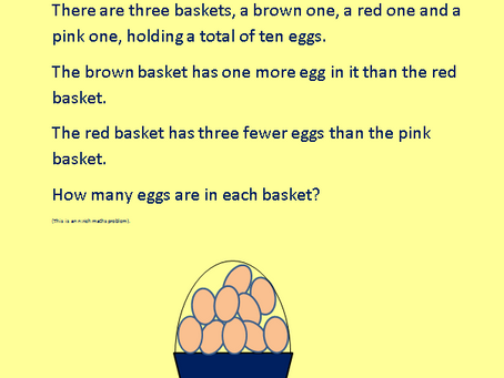 Egg Problem