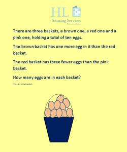 Egg problem solving