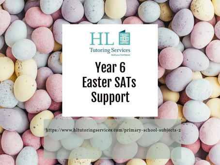 Easter Primary SATs Course