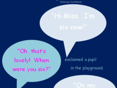 Children say the funniest things