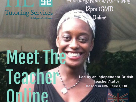 It Is Back: Meet The Teacher Online