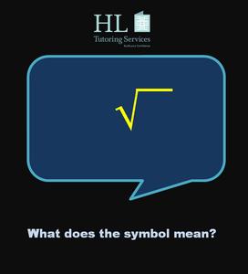 s r symbol