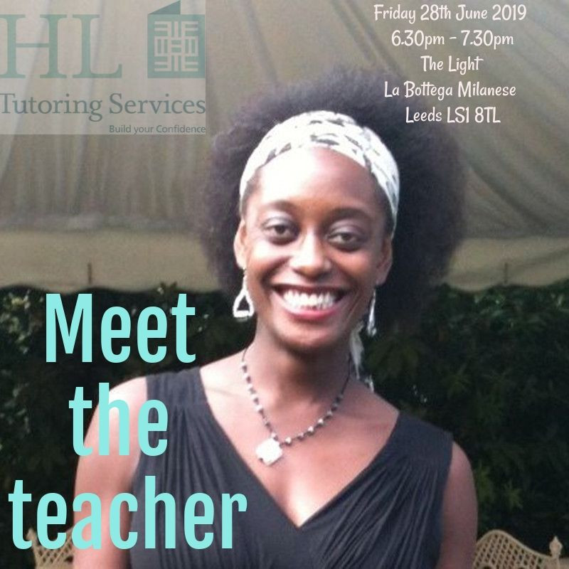 Meet the teacher HL Tutoring Services