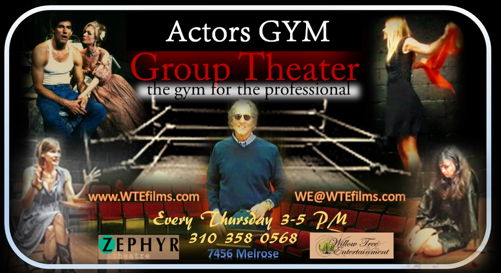 Actors Gym Group Theater