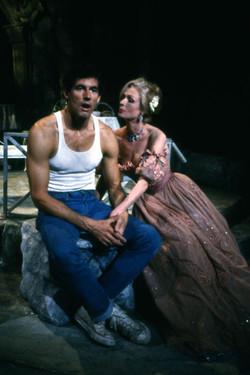 William Burns in Theater NYC