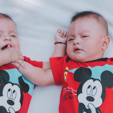 The Magic of Twins!