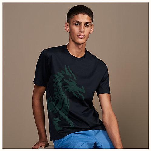Hermes T-shirt Dragon