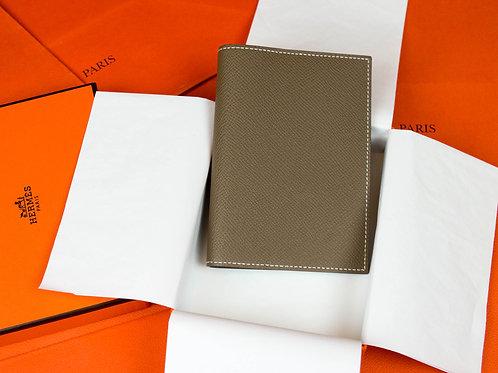 Hermes passport cover