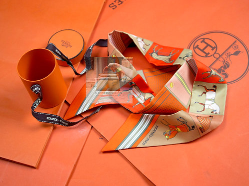 Hermes Twilly Couvertures Nouvelles