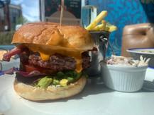 Rudi's Burger • Chipotle & Guac
