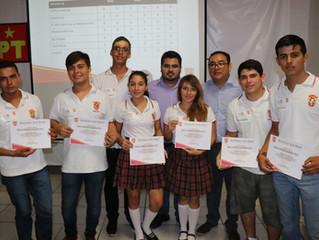 Gana preparatoria 4del Instituto José Martí Tecomán en la Olimpiada del Conocimiento