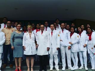 IJM reconoce trabajo y apoyo de la Jurisdicción Sanitaria No. 1