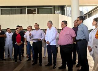 """""""No podemos esperar más, no hemos tenido respuesta de la SE"""": Marcos Barajas"""