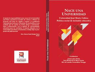 """Conmemora su 1er Aniversario la Universidad José Martí con la presentación del libro """"Nace una Unive"""