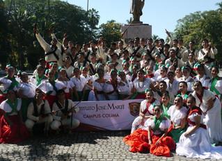 Destaca IJM en desfile del 108 Aniversario de la Revolución Mexicana