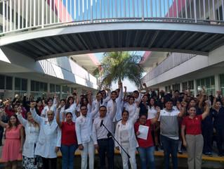 IJM muestra documentación para ser acreedor a la Beca Benito Juárez