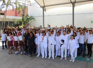 Alumnos del IJM quedan fuera de las becas Benito Juárez: exigen apoyo para los recursos