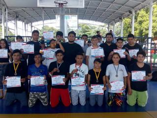Alumnos del IJM pasan a la olimpiada nacional de Judo