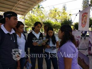 Instituto José Martí da a conocer su oferta educativa al estado de Colima.