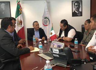 """Joel Padilla gestiona y logra que el IJM acceda a las Becas """"Benito Juárez"""""""